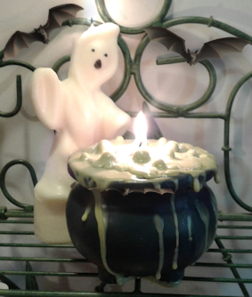 Ghost Candle - Granny Kate's