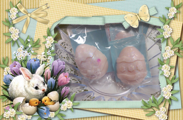 Easter Egg Guest Soap - Granny Kate's