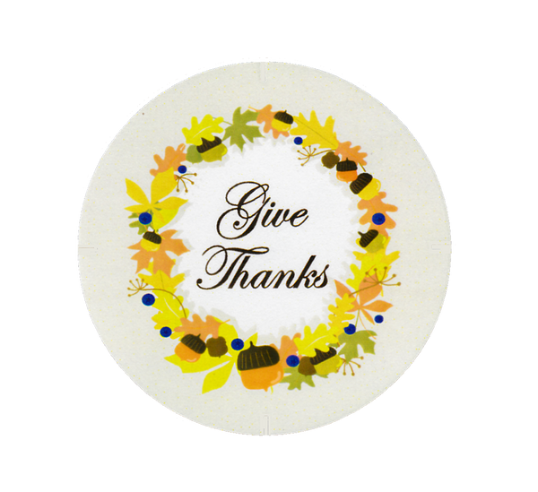 Give Thanks 1 - Granny Kate's