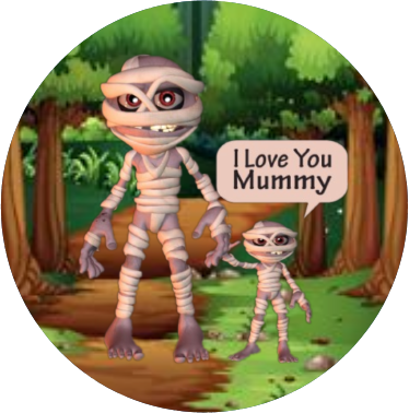 I Love You Mummy - Granny Kate's