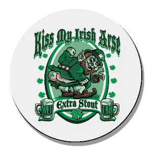 Kiss my Irish...
