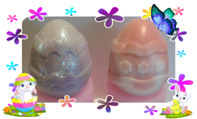 Easter Egg Soap Lrg. - Granny Kate's
