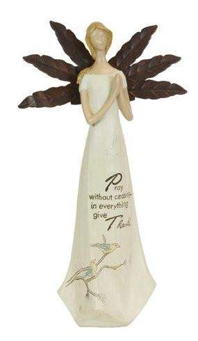Angel with Leaf Wings - Granny Kate's