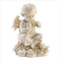 Littlest Angel Figurine - Granny Kate's