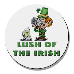 Lush of the Irish
