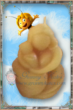 Beeswax Mother & Child Candle - Granny Kate's
