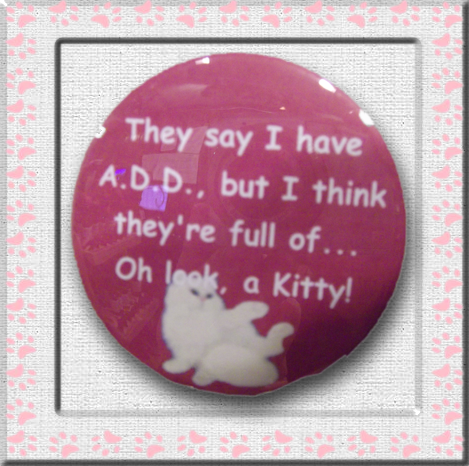 A.D.D. Kitty - Granny Kate's