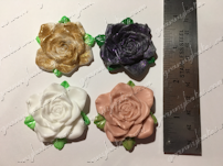 Rose Resin Magnet