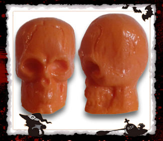 Skulls of Hamlet Guest Soap Set - Granny Kate's
