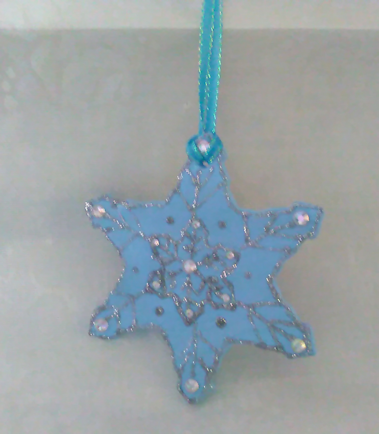 Snowflake Ornament - Granny Kate's