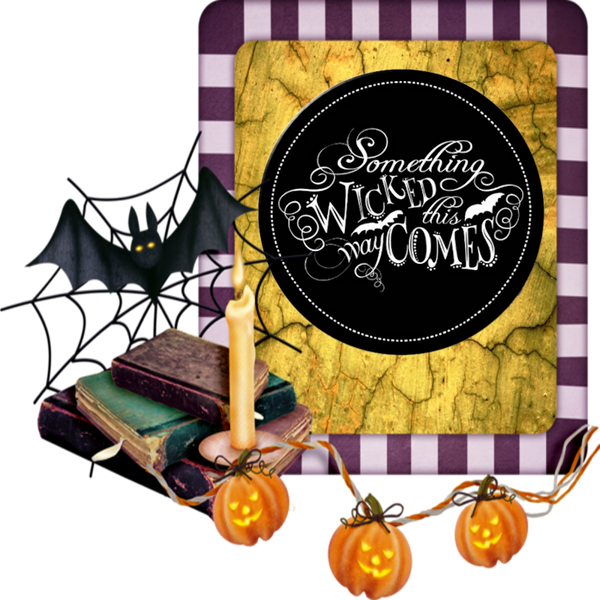 Something Wicked... - Granny Kate's