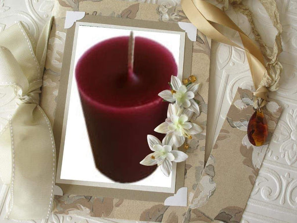Votive Candle - Granny Kate's