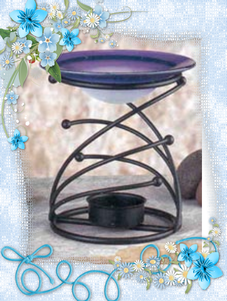 Metal Spiral Warmer - Granny Kate's