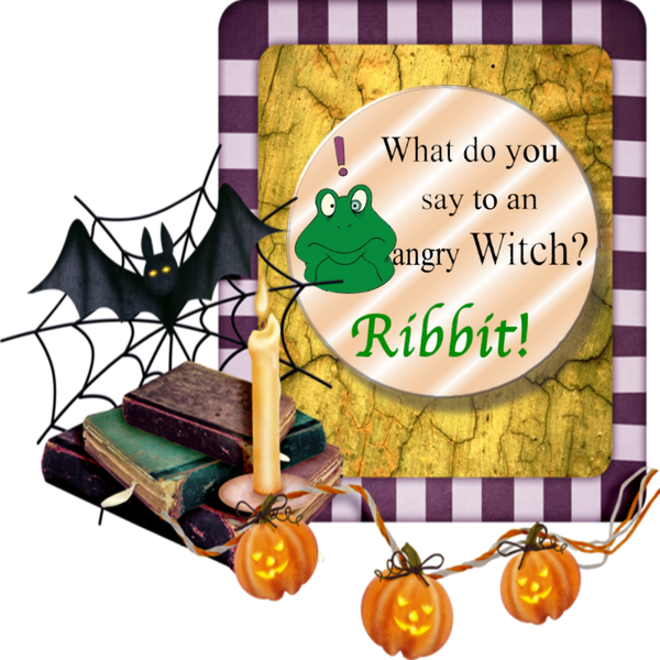 What Do You Say To An Angry Witch - Granny Kate's