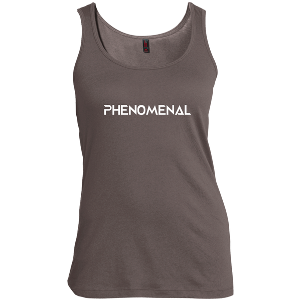 "Women's ""Phenomenal"" Scoop Neck Tank Top"