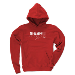 Kwon Alexander Kids Youth Hoodie | 500 LEVEL