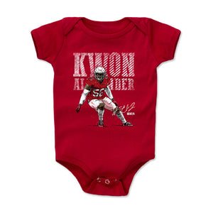 Kwon Alexander Kids Baby Onesie | 500 LEVEL