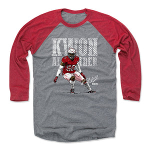 Kwon Alexander Men's Baseball T-Shirt | 500 LEVEL