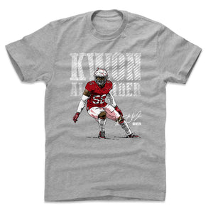Kwon Alexander Men's Cotton T-Shirt | 500 LEVEL