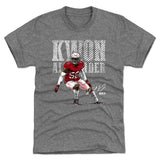 Kwon Alexander Men's Premium T-Shirt | 500 LEVEL