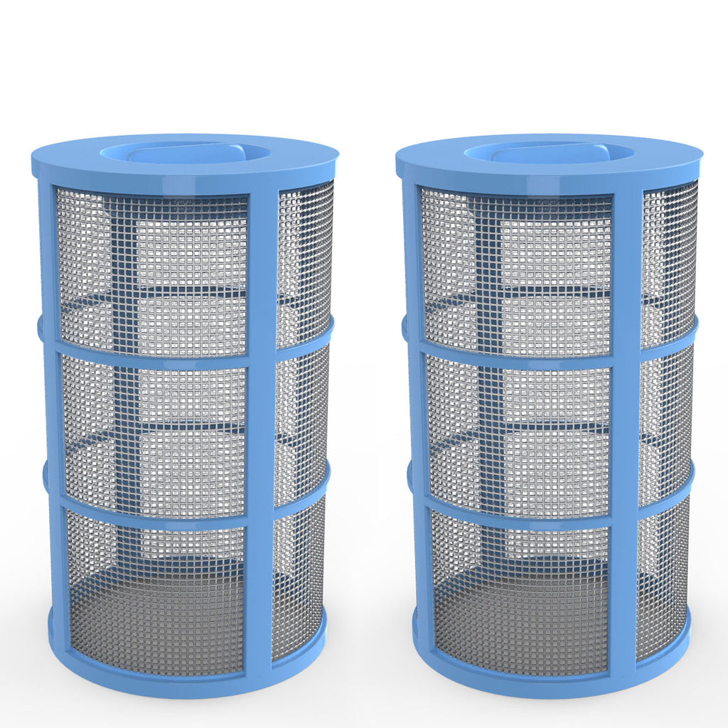 Mesh Basket & Nylon Screw (2 units)