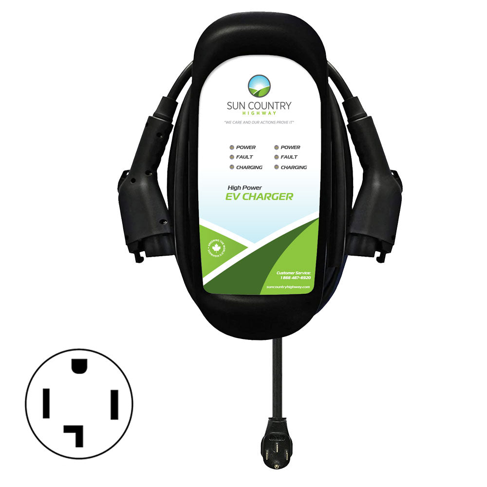 Sun Country Highway EV40D Dual EV Charger