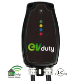 Hardwired EVduty-40 EVC30 Smart Home Charging Station for Electric Vehicles and Plug In Hybrids-level 2 home charging-ChargeHub Store-Ontario-British Columbia-Canada