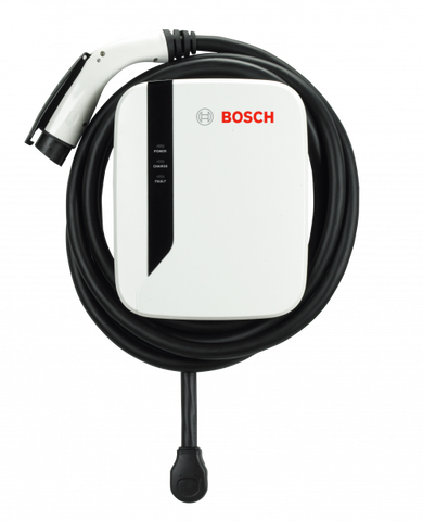 Bosch EV600 Series-40A with a 25' cable (7.6m)-level 2 home charging-ChargeHub Store-Ontario-British Columbia-Canada
