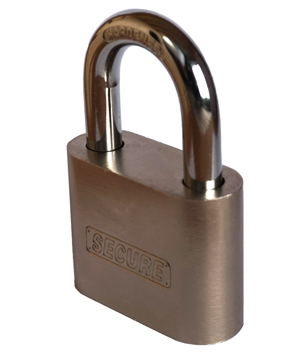 50 mm Padlock for level 2 home charging stations-level 2 home charging-ChargeHub Store-Ontario-British Columbia-Canada