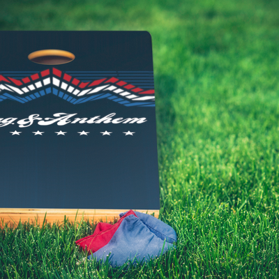 CORNHOLE GAME SET GIVEAWAY