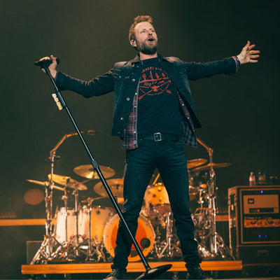 Back on Tour With Dierks Bentley