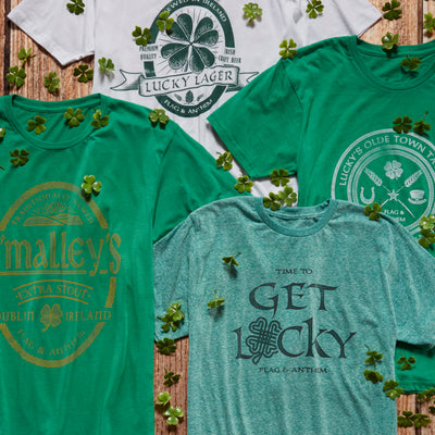 Are Your Ready For St. Patrick's Day?