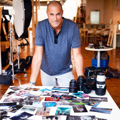 The Man: Nigel Barker