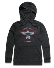 EASY RISER BURNOUT THERMAL HOODIE (FINAL SALE)