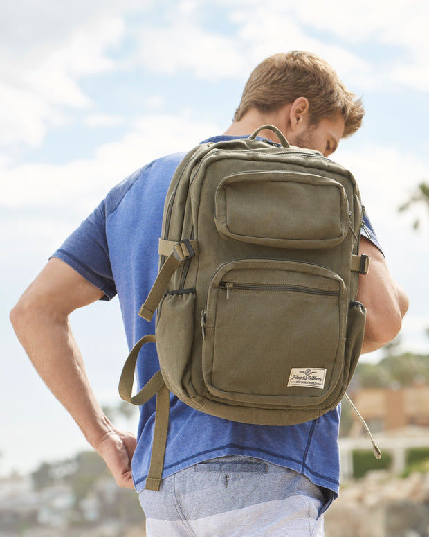 HUDSON CARGO BACKPACK