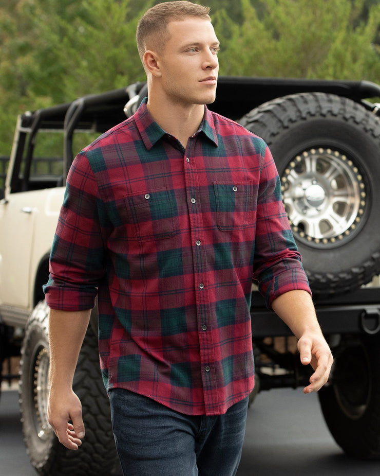 WARNERVILLE FLANNEL SHIRT