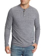 BISCOE STRIPED HENLEY