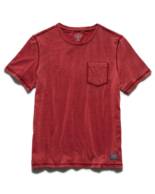 NORTHFIELD BURNOUT TEE