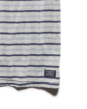 ARLEY HEATHER STRIPED POLO