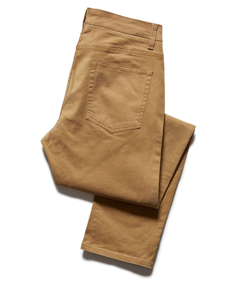 WALLBURG 5-POCKET PANT - OAKLAND SLIM
