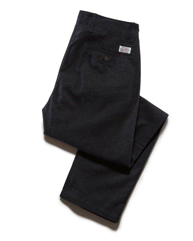 BROOKSVILLE FLANNEL TROUSER - NASHVILLE STRAIGHT