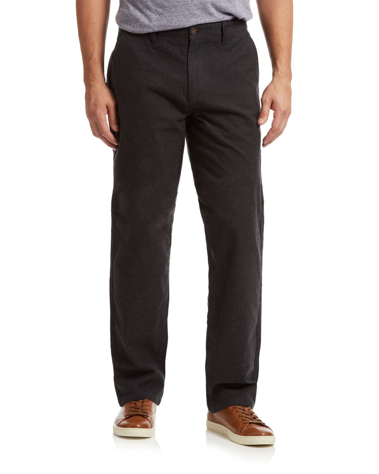 BROOKSVILLE FLANNEL TROUSER - PORTLAND RELAXED