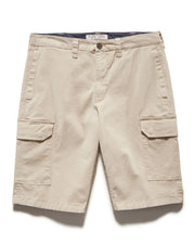 MOVILLE GARMENT DYED CARGO SHORT