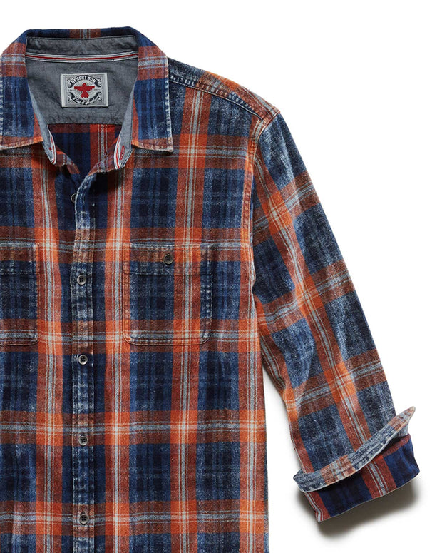 DIMONDALE VINTAGE WASHED SHIRT