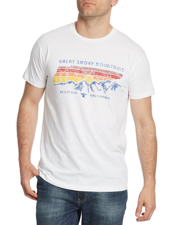 GREAT SMOKY MOUNTAINS TEE (FINAL SALE)