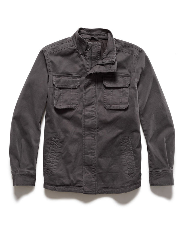 JETSON STRETCH TWILL JACKET