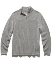 HENRYVILLE ZIP MOCKNECK SWEATER