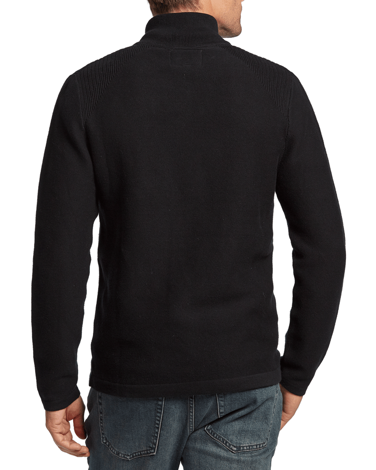 PARKHILL 1/4-ZIP PULLOVER SWEATER