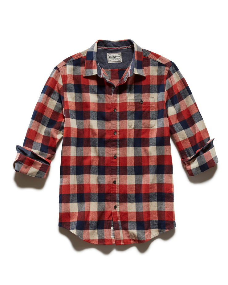 MAPLETON FLANNEL SHIRT