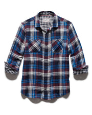 HAMDEN DOUBLE LAYER SHIRT